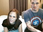 Cute Couple Fucks Hardcore on Cam