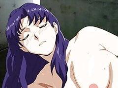 Misato Katsuragi beim Ficken (Evangelion)