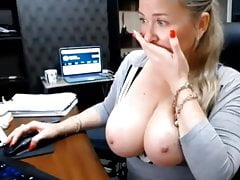 Hot secretary al web show 1