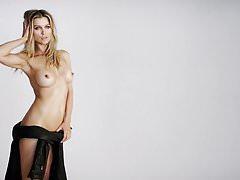 Joanna Krupa - Nacktes Fotoshooting