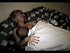 Moglie matura con amante nero vol2