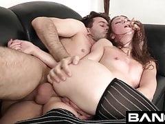 BANG Casting: Alexa Nova to królowa seksu analnego