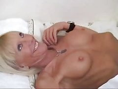 A Dick Sucking Granny Gets A Mouth Cumshot From A Stud
