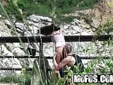 Pervs on Patrol - Amabella - Sex On a Rocky Mountain - Mofos