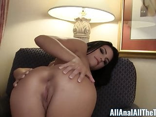 .Teen Anal Queen Adriana Chechik Loves To Get Ass Fucked.