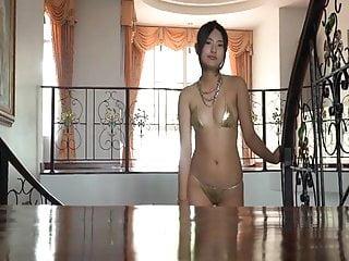 Babes Japanese Gold video: okita gold