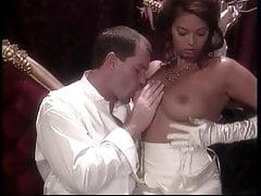 Lusty Tera Patrick dostaje obcisłą cipkę w oblizaniu