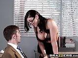 Big Tits at School - Audrey Bitoni Logan Pierce - The Big Th