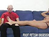Suck on my freshly pedicure toes like a good boy