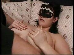 Große Titten und behaarte Muschi Amateur Latina