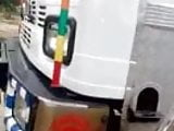 indian truck driver caught fucking a slut in truck