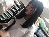 PRC girl upskirt