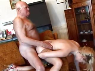 Oldyoung video: Grandpa Mirek sofa