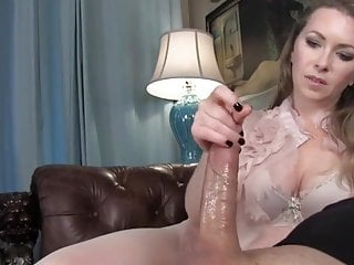 Lesson mom handjob