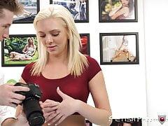 Nastolatka Tiffany Watson otrzymuje twarz po ciężkim wierceniu