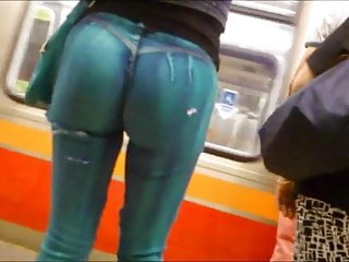 Milfs Hidden Cams video: Jeans apretadito