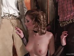 Dona Bell - Triple Treat Scene 2