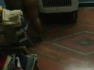 Asian Big Ass Bikini video: Mom changing dress damn ass