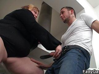 Bbw Tits Czech video: Huge boobs plumper breaks up a couple