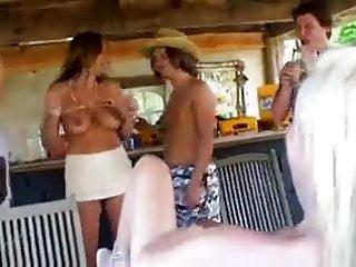 Amateur Sex Threesome video: Belgium Sex &relax Campingside