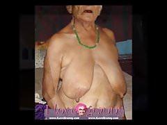 ILoveGrannY Mature Lady Sexy Pictures Diaporama
