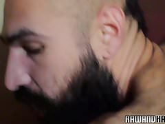 Bearded wolf slamming tight backside | Porn-Update.com