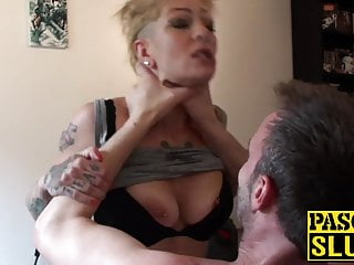 Mature English minx ass hammered by Pascal White