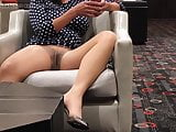 Pantyhose Upskirt Flashing in Public Compilation