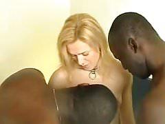 Esposa rubia caliente 2 bbc