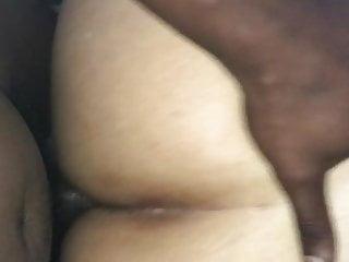 Cumming on huge slut...