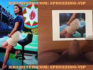 FEDERICA MASOLIN – CUMSHOT ON ASS!!!