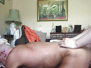 Blackloz1953 daddy loves been videod and shown off
