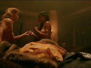 Rosario Dawson Alexander sex scene