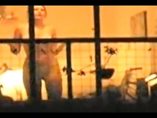 voyeur: cute girl dancing in underwearHD Sex Videos