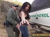 Alejandra Leon fucks the nasty patrol
