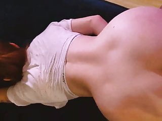 She Enjoys After I Banged Her Anal – Red head Anus Orgasm And Cum
