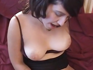 Hairy wife fucked in...