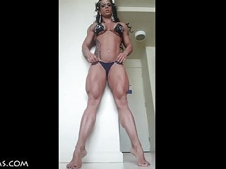 Hot muscle whore