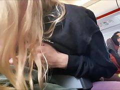 Leo Lulu, Public BJ on a Plane