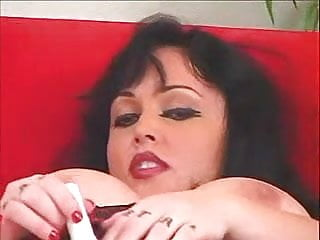Goth bbw woman 1...