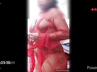 bhabhi showing her new lingerie to dever (Roleplay)