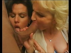 Hot mature orgy
