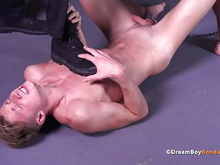 Russian euro twink bdsm torture whipping uncut...
