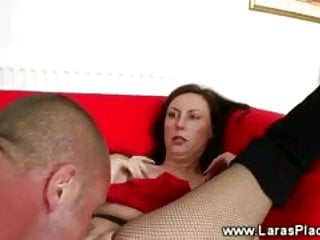 Experienced hotty getting banged w cock