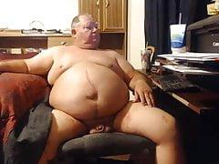 Naked Mature Chubby Man