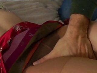 bed bound and groped