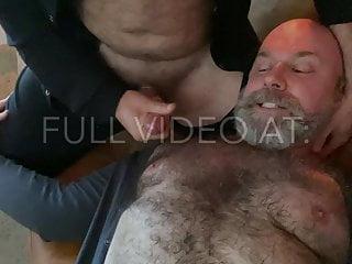 سکس گی Two Hairy Dads getting naked and getting off hd videos handjob  hairy gay (gay) gay bear (gay) daddy  couple  blowjob  big cock  bear  american (gay) amateur