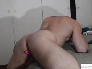 Muscular masturbation