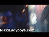 Nikki Layboys Party in California