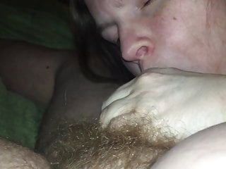 Giving dick some love...